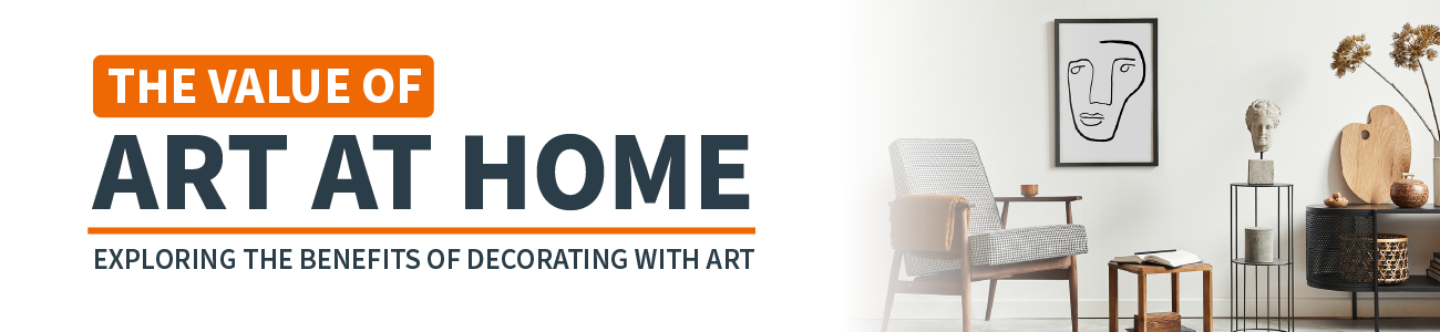 The Value Of Art At home